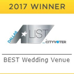 DallasAListBestWeddingVenue